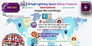 International Singles Mix and Mingle