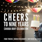 Cheers to Nine Years | Cahaba Birthday Party