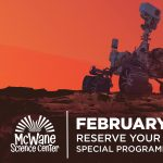Rover Landing on Mars, Live in the IMAX Dome Theater!