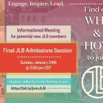 Junior League of Birmingham Virtual Informational Session