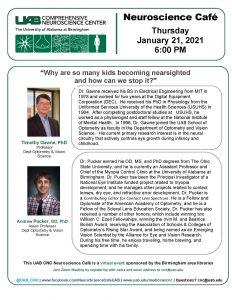 UAB Neuroscience Cafe Zoom Presentation for Januar...
