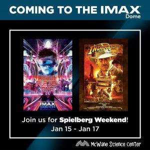 Spielberg Weekend at McWane