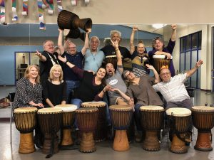 West African Drumming Class