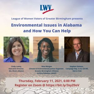 Environmental Issues in Alabama and How You Can Help