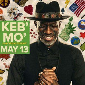 LIVE Stream Keb' Mo'