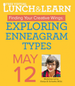 Lunch & Learn Finding Your Creative Wings: Exp...