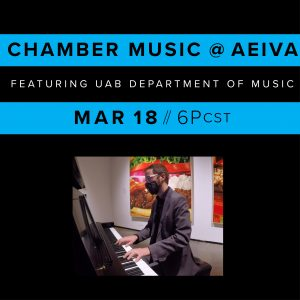 AEIVA and Department of Music Present Chamber Musi...