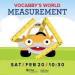 ArtPlay Presents Vocabby's World Measurement