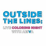 Outside the Lines: LIVE Coloring with AEIVA featuring Derek Cracco