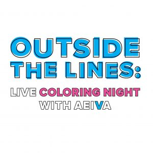 Outside the Lines: LIVE Coloring with AEIVA featur...
