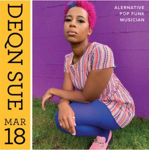 Alys Stephens Center Presents: DeQn Sue