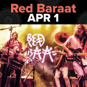 Alys Stephens Center Presents: Red Baraat