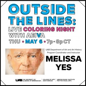 AEIVA Outside the Lines LIVE featuring Melissa Yes