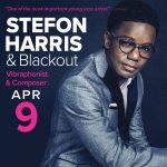 LIVE Stream Stefon Harris + Blackout