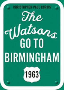 PAPERBACK BOOK CLUB: The Watsons Go to Birmingham--1963 by Christopher Paul Curtis