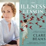 PAPERBACK BOOK CLUB + AUTHOR VISIT! The Illness Lesson by Clare Beams
