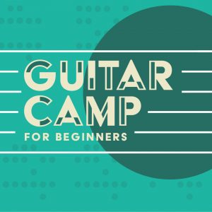 Mason Music Guitar Camp For Beginners