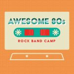 Mason Music Awesome 80s Rock Band Camp