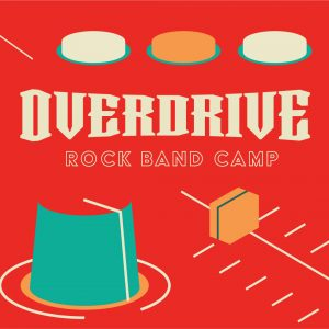 Mason Music OVERDRIVE Rock Band Camp