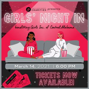 Girls' Night In Virtual Event!