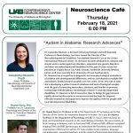 UAB Neuroscience Cafe': Autism in Alabama: Research Advances
