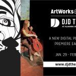 "ArtWorks@TheDJD: ""Vanderwaal's Journey"" by Jahman Ariel Hill"