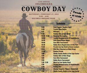 13th Annual Columbiana Cowboy Day
