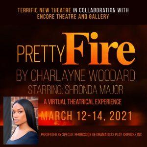 PRETTY FIRE - collaboration by Encore Theatre and Gallery & Terrific New Theatre
