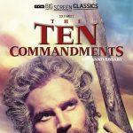 TCM Big Screen Classics Presents: The Ten Commandments 65th Anniversary