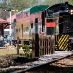 Opening Day - Calera & Shelby Train Ride