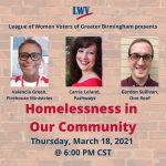 Homelessness in Our Community