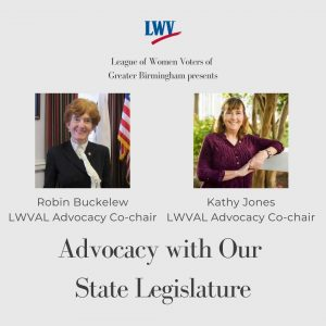 Advocacy with Our State Legislature