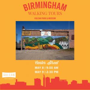 Birmingham Walking Tour Series: Center Street