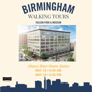Birmingham Walking Tour Series: Historic Retail/Th...