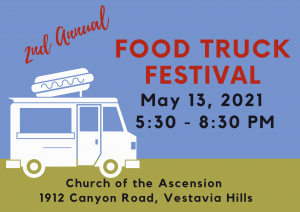 2nd Annual Ascension Food Truck Festival