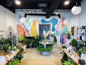 Big Wave Paper Popup @ House Plant Collective