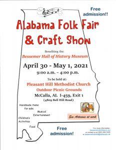 Alabama Folk Fair and Craft Show