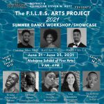 The FILES Arts Project (TFAP) 2021 Summer Dance Workshop