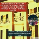 Roaring 20's Interactive Murder Mystery Dinner Event
