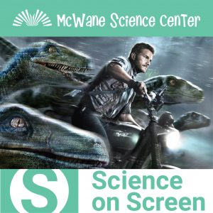 Science on Screen: Jurassic World in IMAX Dome Theater