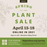 Spring Plant Sale (Online)