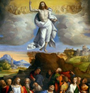 Choral Evensong for Ascension Day