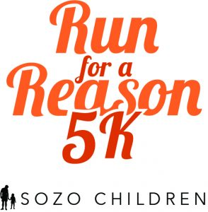 Sozo Children's Run for a Reason Virtual 5K