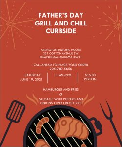 Father's Day Grill and Chill Curbside