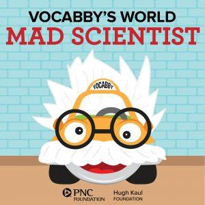 Vocabby's World: Mad Scientist