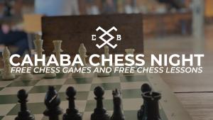 Cahaba Chess Night