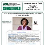 UAB Comprehensive Neuroscience Center Neuroscience Cafe
