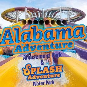 Alabama Adventure and Splash Adventure