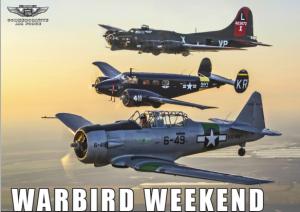 Vintage Aircraft Weekend