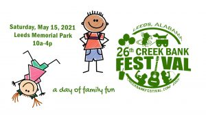 26th Annual Creek Bank Festival
